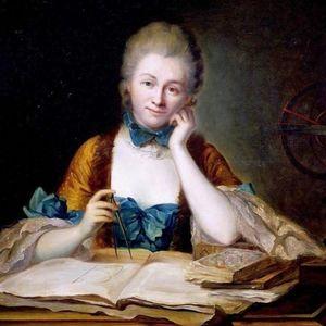 古典物理先锋 夏特莱侯爵夫人