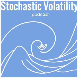 随机波动StochasticVolatility