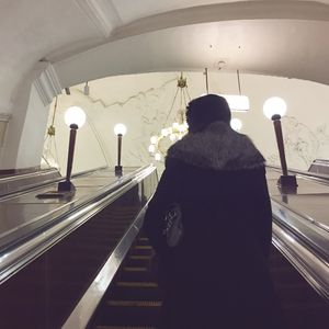 过刊034:苏维埃地铁进站