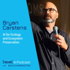 AI for Ecology and Ecosystem Preservation with Bryan Carstens - #449